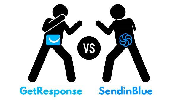 SendinBlue VS GetResponse